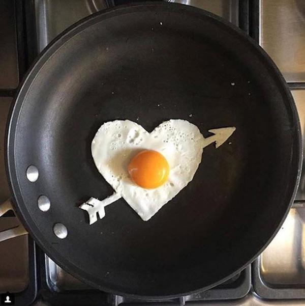 Chàng trai biến bữa sáng từ trứng thành tác phẩm nghệ thuật - 9