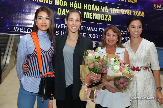Hoa hậu Hoàn vũ từng đăng quang ở Nha Trang rạng rỡ ngày trở lại - 4