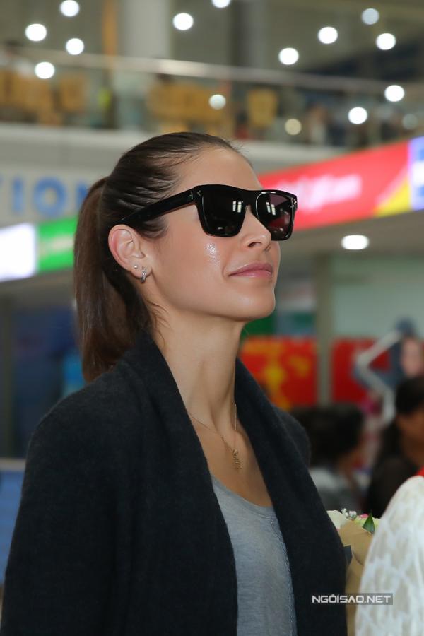 Hoa hậu Hoàn vũ từng đăng quang ở Nha Trang rạng rỡ ngày trở lại - 5