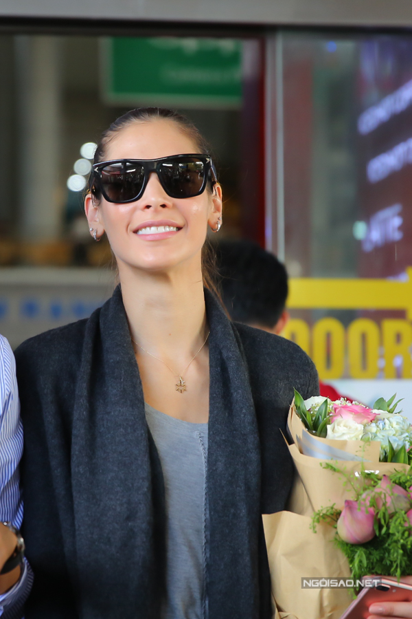 Hoa hậu Hoàn vũ từng đăng quang ở Nha Trang rạng rỡ ngày trở lại - 6