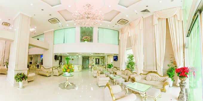 Bệnh viện thẩm mỹ Thanh Vân - nơi Ngọc đến tư vấn sửa mũi hỏng.