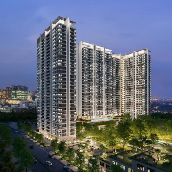 Dự án căn hộ cao cấp Kingdom 101 tại quận 10.