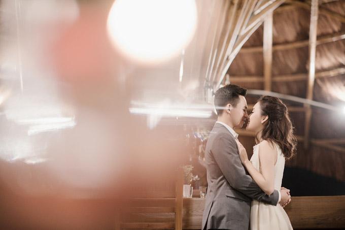 Top 10 HHVN Tố Như hôn ông xã điển trai trong bộ ảnh cưới - 8