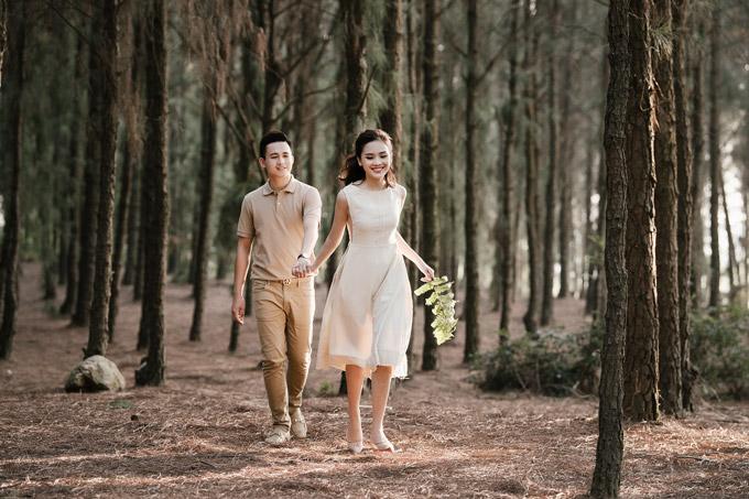 Top 10 HHVN Tố Như hôn ông xã điển trai trong bộ ảnh cưới