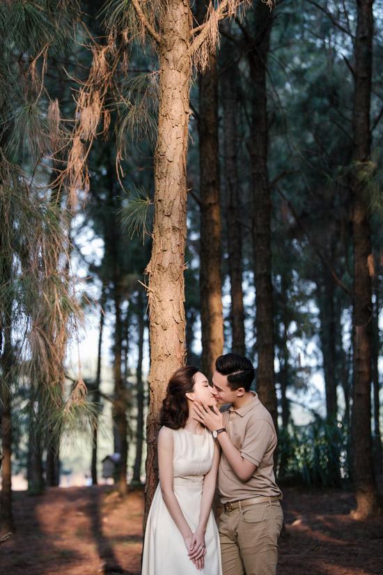 Top 10 HHVN Tố Như hôn ông xã điển trai trong bộ ảnh cưới - 6