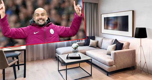 Guardiola mua lại căn hộ đang thuê ở trung tâm Manchester