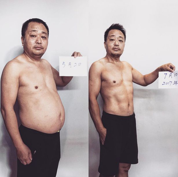 Photographer documents his familys weight loss journey over six months and the transformations are incredible - 3