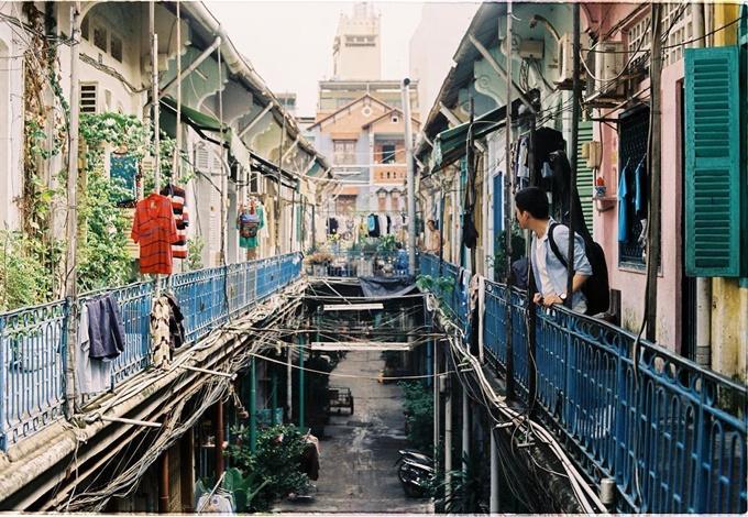 Năm con hẻm chụp ảnh ảo ở Sài Gòn - 3