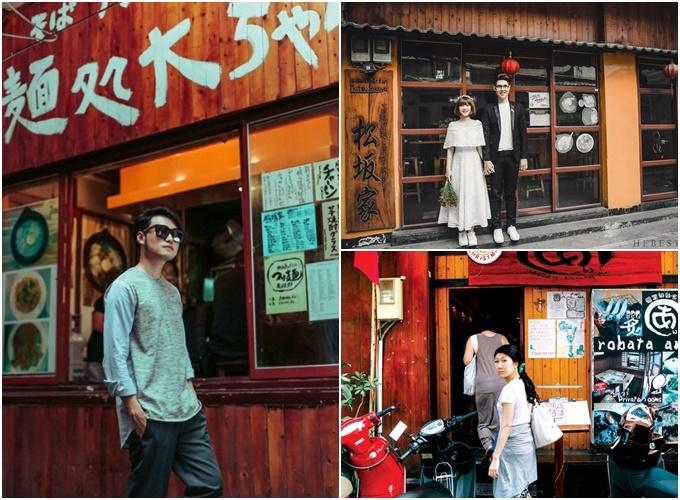 Năm con hẻm chụp ảnh ảo ở Sài Gòn - 2