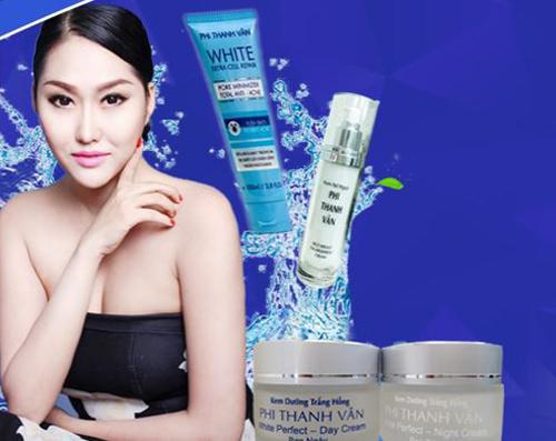 Các sản phẩm của công ty Phi Thanh Vân đang bị niêm phong.