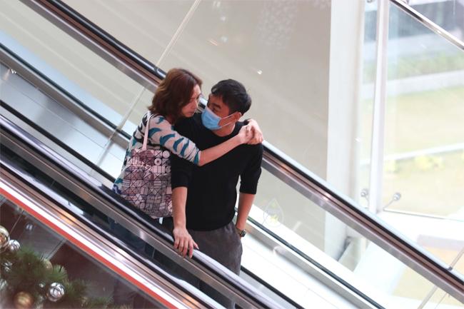 Vợ chồng Hoa hậu Hong Kong - 1