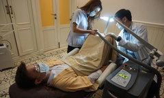 Trào lưu làm trắng 'cậu nhỏ' ở Thái Lan