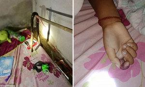 Bé gái 9 tuổi bị rắn hổ mang cắn chết khi đang ngủ