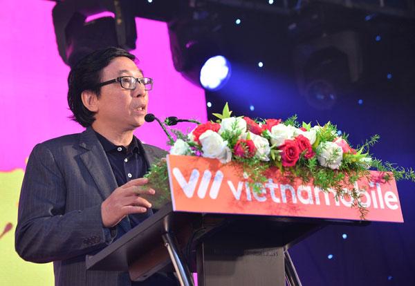 Ông Phạm Ngọc Lãng, Chủ tịch hội đồng quản trị Ha Noi Telecom.