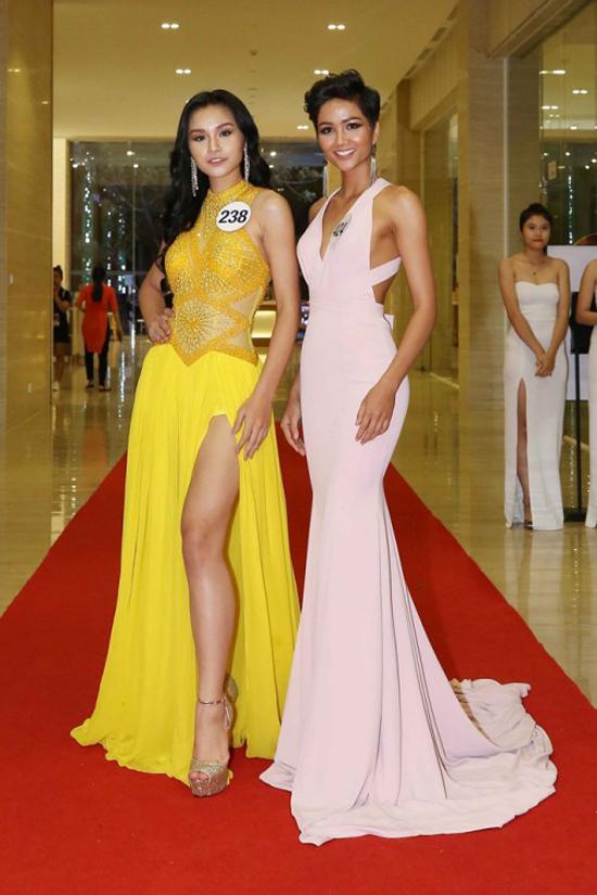 Hành trình đến vương miện Hoa hậu Hoàn vũ Việt Nam 2017 của HHen Nie - 7
