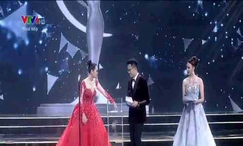 Top 5 Hoa hậu Hoàn vũ Việt Nam trong phần thi ứng xử
