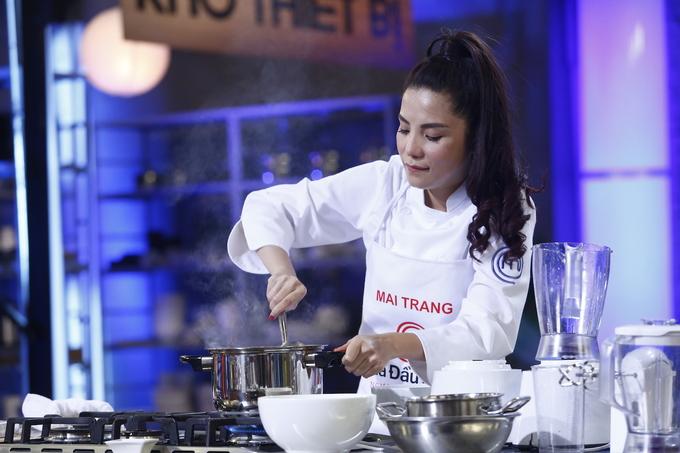 Mẹo cân bằng vị giác giúp Mai Trang trở thành quán quân MasterChef