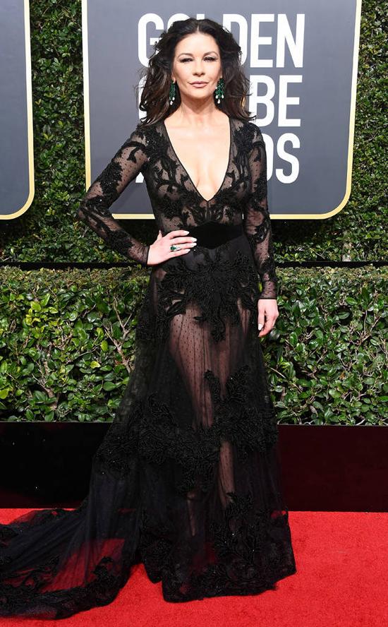 Minh tinh Catherine Zeta-Jones.