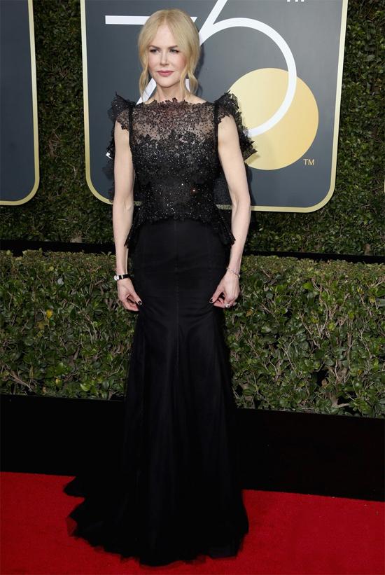Minh tinh Nicole Kidman.