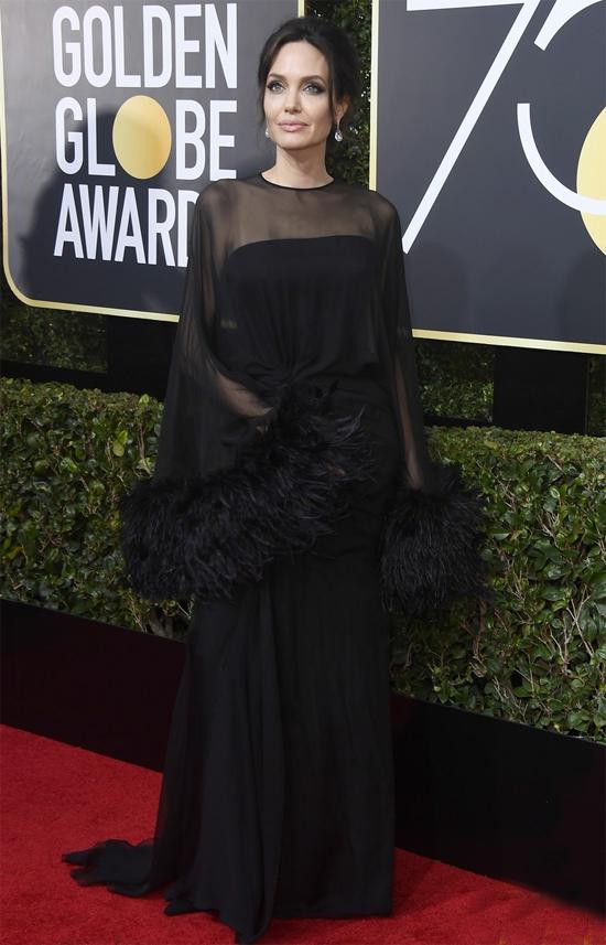 Minh tinh Angelina Jolie.