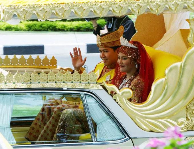 Các anh em họ của Faiq Bolkiah và cuộc sống nhung lụa ở Brunei. Ảnh: NS.