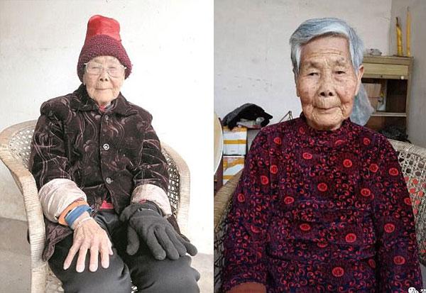 Người phụ nữ mất gần 60 năm để đi tìm gia đình của mình.