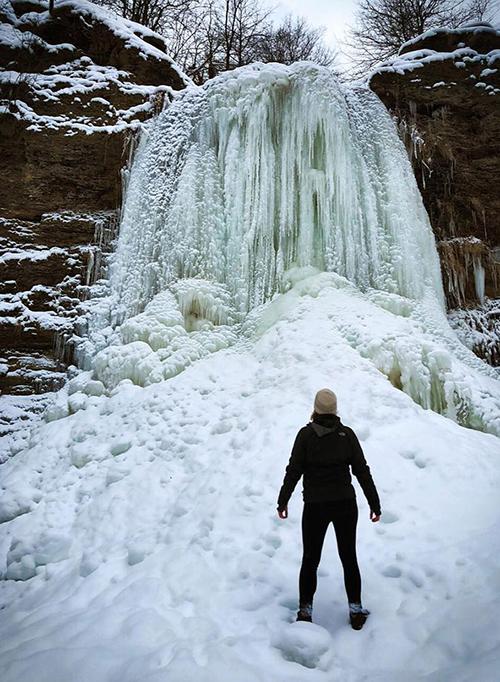 Các điểm du lịch Mỹ hoá đá như kỷ băng hà trong đợt lạnh kỷ lục - 9