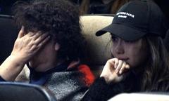 Angelababy và mẹ chồng 'khóc như mưa' khi xem phim Huỳnh Hiểu Minh đóng