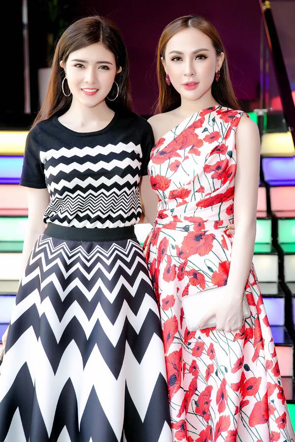 Đôi bạn thân Lilly Luta và Kelly Nguyễn từng là những người tình đóngMV vớiHoàng Kỳ Nam