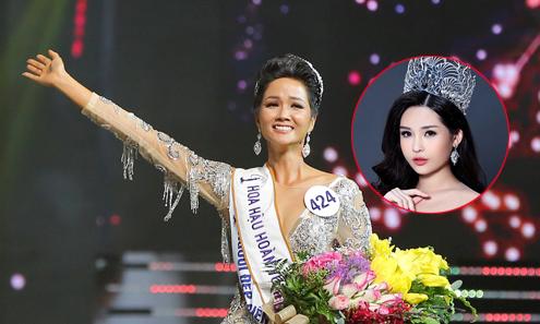 Hoa hậu Đại dương động viên H'Hen Niê vượt qua dư luận khen chê