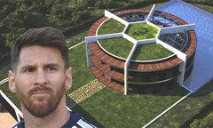 Becks - Vic sở hữu biệt thự siêu đắt nhưng nhà của Messi, CR7 thiết kế độc đáo nhất