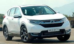 Honda CR-V 7 chỗ có giá từ 1,136 tỷ đồng