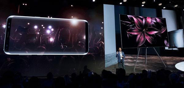 Samsung triển khai loạt thiết bị kết nối IoT vào năm 2020