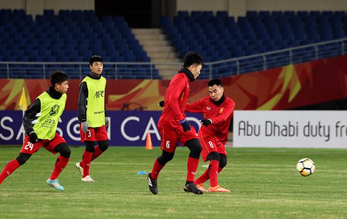 Trưa 10/1, HLV trưởng Park Hang Seo sẽ tham dự cuộc họp báo trước vòng chung kếtU23 châu Á 2018.