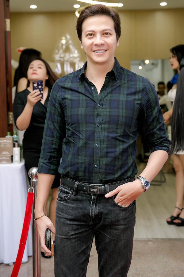 Diễn viên Dương Hoàng Anh - bạn diễn của Diệp Bảo Ngọc trong phim Mật danh Rocker.