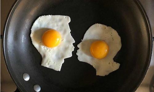 Chàng trai biến bữa sáng từ trứng thành tác phẩm nghệ thuật