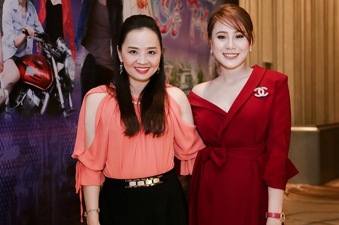 Diễn viên Hoài An cũng tham gia phim hành động - hình sự của đài VTV.