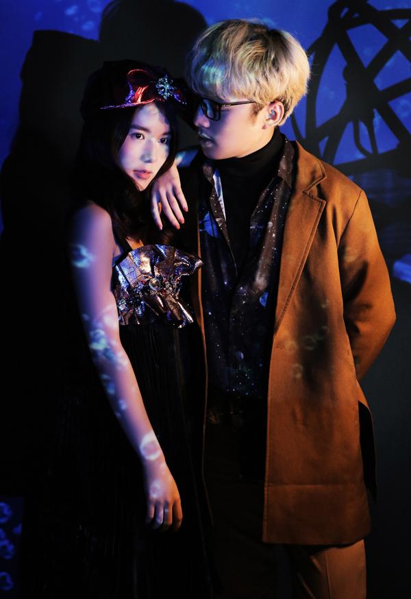 Hai diễn viên nam còn lại quay MV cùng Vân Shi là Him Phạm (trưởng nhóm The Air) và Đỗ Nhật Trường.