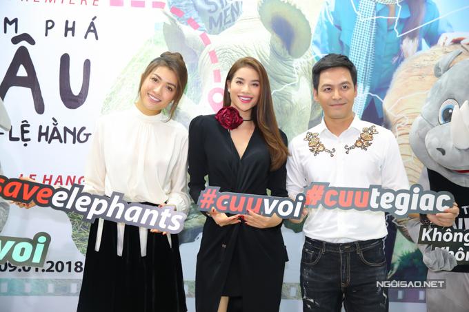 Phạm Hương lần đầu xuất hiện sau kết thúc vai trò đương kim Hoa hậu Hoàn vũ Việt Nam - 7
