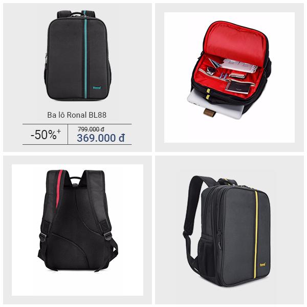 7 mẫu vali, ba lô thời trang đón xuân - 4
