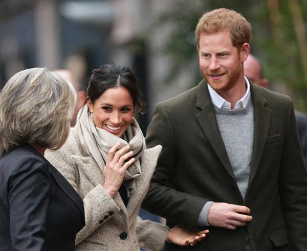 Meghan Markle sẽ là cô dâu hoàng gia vào tháng 5/2017. Ảnh: PA
