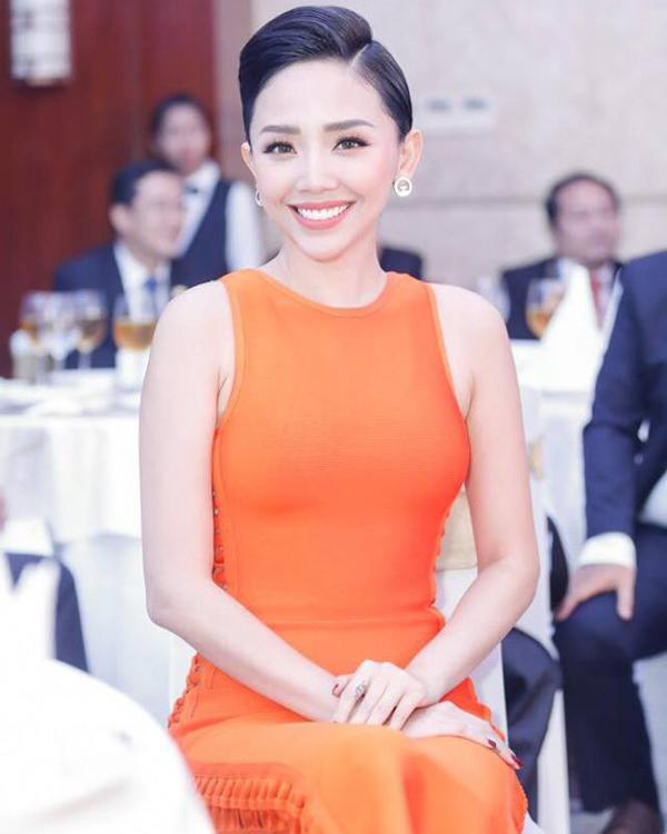 H Hen Niê và loạt mỹ nhân Việt lăng xê trào lưu tóc tém - 1