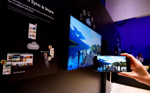 Smart TV Samsung 2018 sở hữu loạt tính năng mới