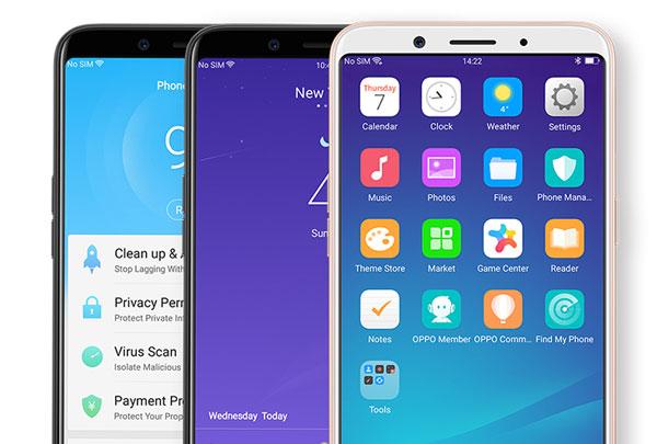 Smartphone màn hình 5,7 inch tràn viền giá 5 triệu đồng - 1
