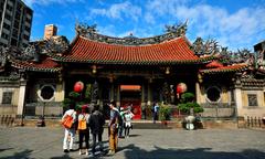 Sớm xuân tĩnh lặng ở chùa Long Sơn