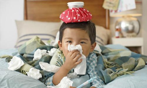 8 cách giúp trẻ khỏe mạnh trong dịch cúm mùa đông