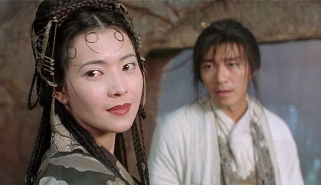 Lam Khiết Anh từng là gương mặt nổi bật của màn ảnh Hong Kong.