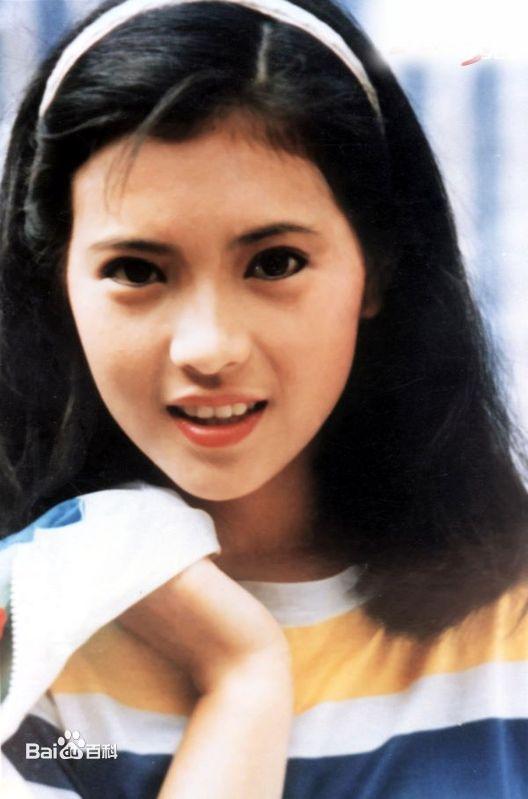 Diễn viên Lam Khiết Anh. Ảnh: Baidu