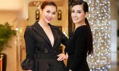 Người đẹp Việt đồng loạt lăng-xê tông đen