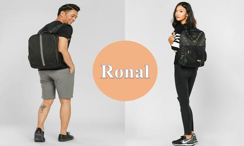 7 mẫu balo Ronal dự báo được yêu thích trong mùa Xuân